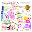 Cosmo Cricket Just Add Watercolor Art Deck, 12 x 12 Inches, 12 Pages (COS68544)