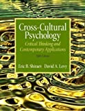 img - for Cross-Cultural Psychology: Critical Thinking and Contemporary Applications (5th Edition) 5th (fifth) Edition by Shiraev, Eric B., Levy, David A. published by Pearson (2012) book / textbook / text book