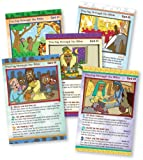 img - for Praying Through the Bible with My First Message: Kids Prayer Cards book / textbook / text book