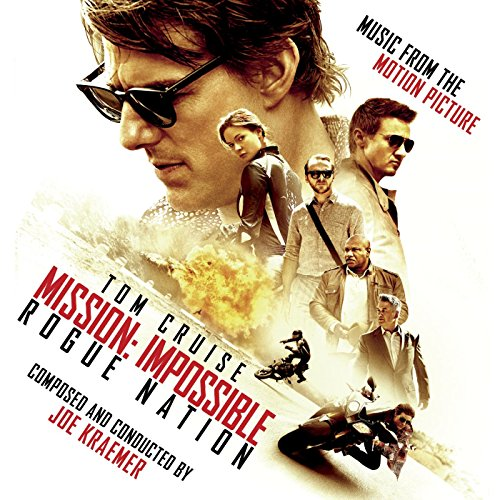 Joe Kraemer-Mission Impossible Rogue Nation Music From The Motion Picture-OST-CD-FLAC-2015-MAHOU Download