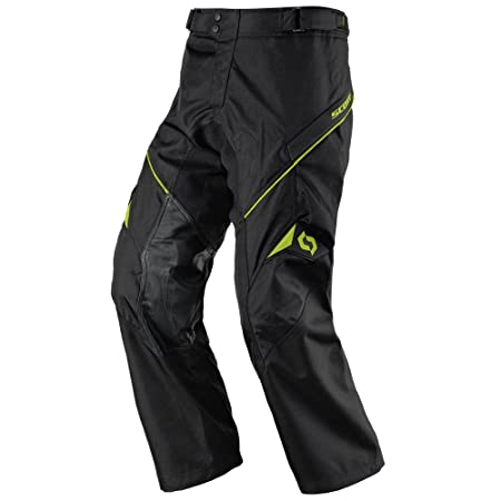 Scott Adventure MX Enduro/Cross Pantalon de moto Noir/Vert 2015