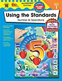 img - for Using the Standards - Number & Operations, Grade 1 (100+) book / textbook / text book