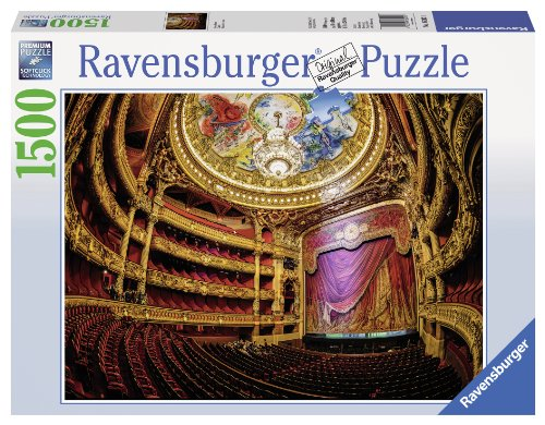Ravensburger Opera House Jigsaw Puzzle (1500-Piece)