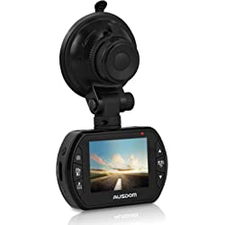 AUSDOM AD170 1080P HD Car DVR Video Recorder Dash Cam with G-sensor