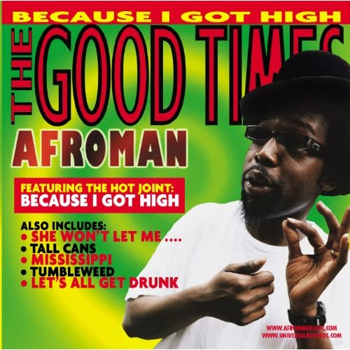 Amazon.com: The Good Times (Edited Version): Afroman
