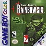 Tom Clancy's Rainbow Six - Game Boy C...