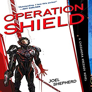 Operation Shield Hörbuch