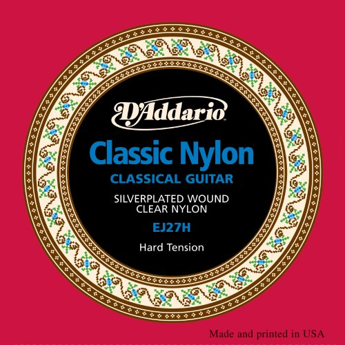 D'Addario EJ27H Student Nylon Classical Guitar