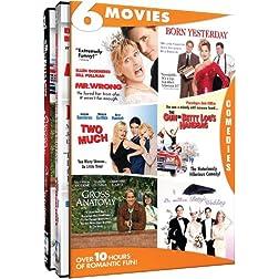 Romantic Comedies - 6 Movie Set