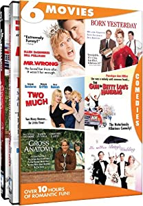 Romantic Comedies - 6 Movie Set: Ellen Degeneres, Melanie Griffith, Antonio Banderas, Various: Movies & TV