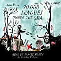 20,000 Leagues Under the Sea Audiobook by Jules Verne Narrated by James Frain