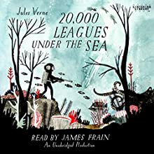 20,000 Leagues Under the Sea | Livre audio Auteur(s) : Jules Verne Narrateur(s) : James Frain