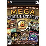 Hidden Object Adventure Mega Collectby Ditan/Synergex Canada...