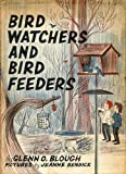 Bird watchers and bird feeders