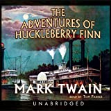 The Adventures of Huckleberry Finn (LIBRARY EDITION)