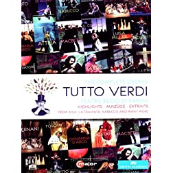 Tutto Verdi Highlights