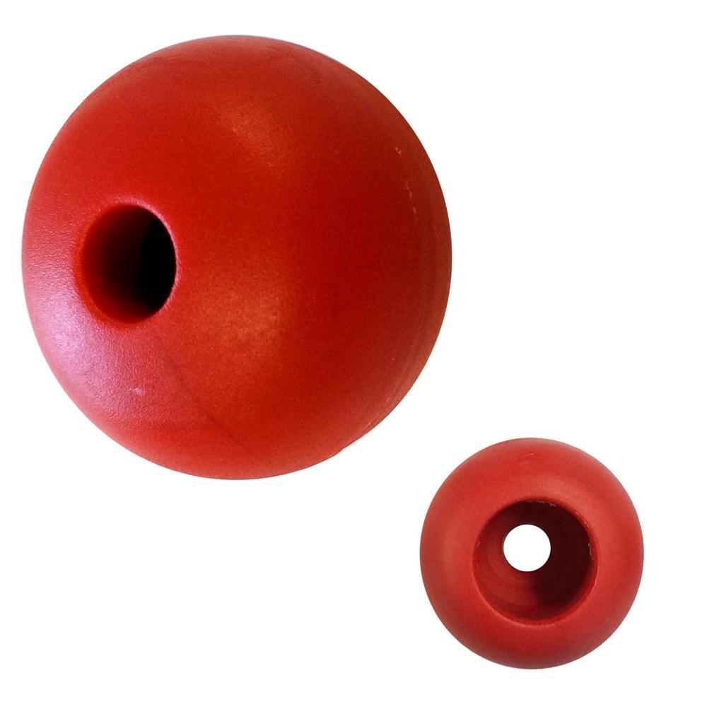 Ronstan Parrel Bead - 25mm(1) OD - Red - (Single) toner refill compatible color toner powder konica minolta c5430 5440 5450 c m bk y 4 kg lot