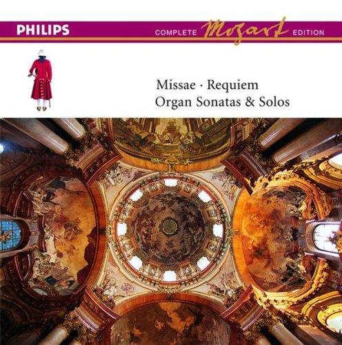 Mozart: Complete Edition Box 10: Missae, Requiem etc (11 CDs)