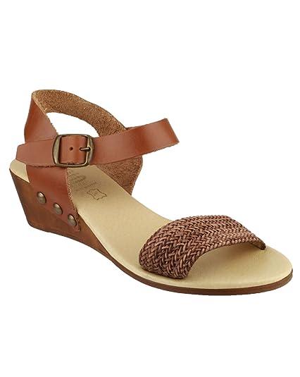 Riva Barbados - Sandales en cuir - Femme