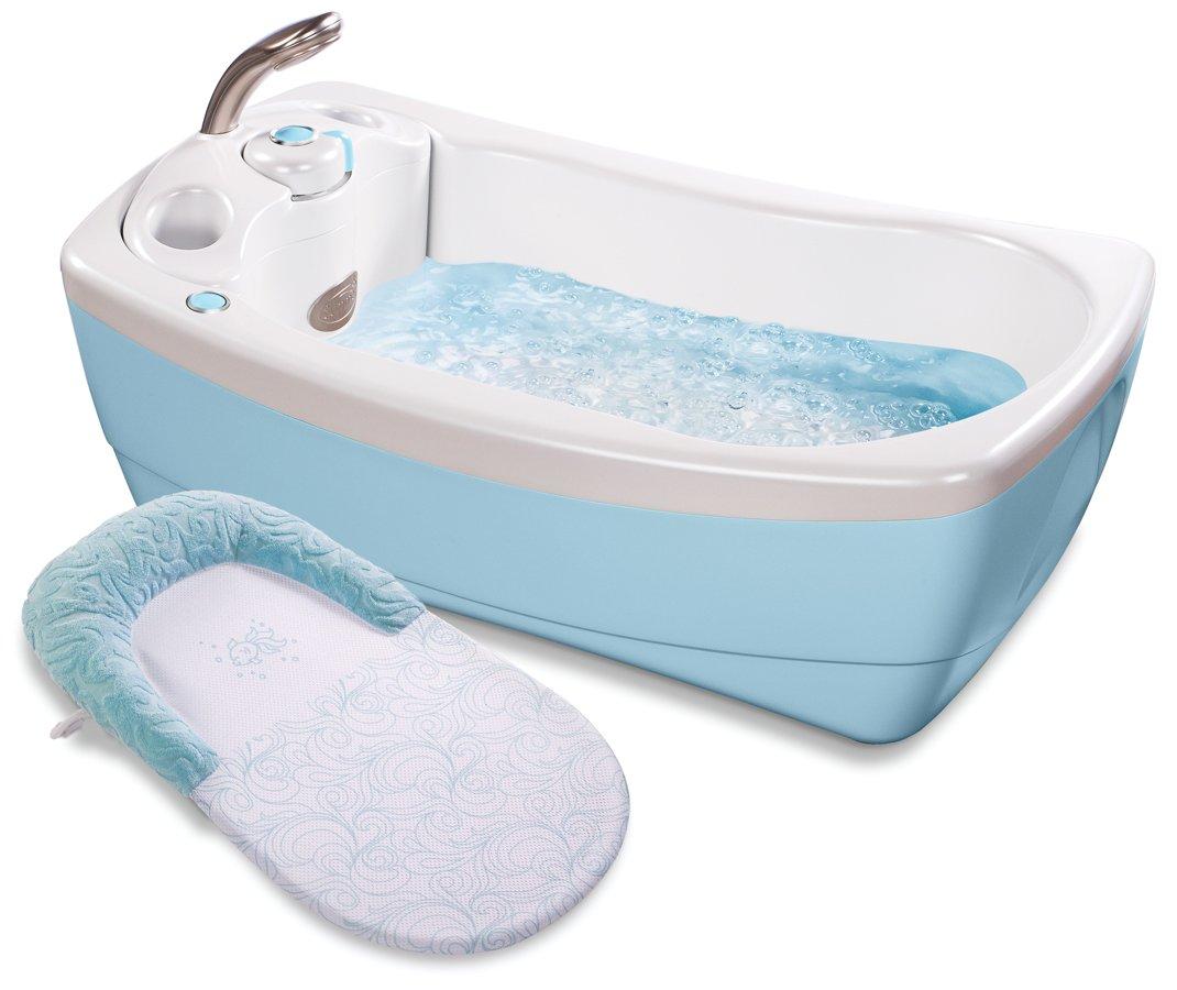 Banheirinha de hidromassagem para bebês