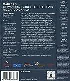 Image de Mahler: Symphony No. 9 [Blu-ray]