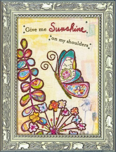 Dimensions Crafts Give Me Sunshine Embroidery Kit