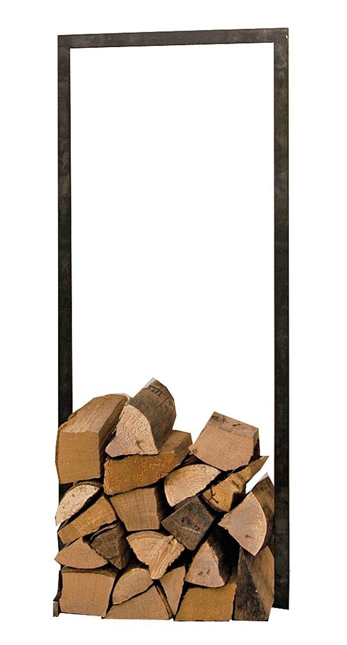 Raumgestalt WoodTower zum Stapeln von Holzscheiten klein 100 cm WT100   Kritiken und weitere Infos