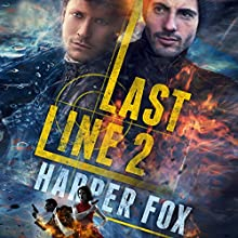 Last Line 2: Ring Around the Sun Audiobook by Harper Fox Narrated by David Thorpe