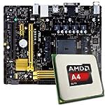 AMD A4-4000 / ASUS A55BM-K/C/SI Mainb...