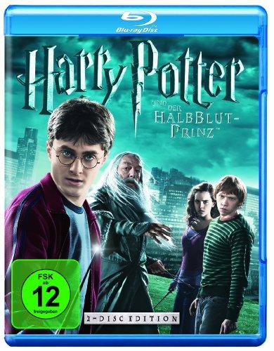 Harry Potter und der Halbblutprinz (2 Blu-rays) [Blu-ray]