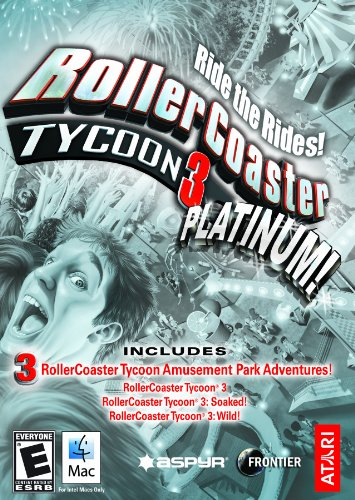 Roller Coaster Tycoon 3 Platinum – $4.99 (Save 75%)
