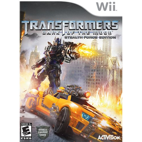transformers dark of the moon game wii. Transformers: Dark of the Moon. Nintendo Wii