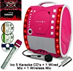 X Factor Karaoke CD Version - Portabl...