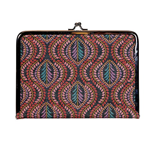 C.R. Gibson Photo Clutch, Gypsy Love front-1020220