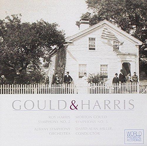 Harris: Symphony 2; Gould: Symphony 3 (Roy Harris Symphony 3 compare prices)