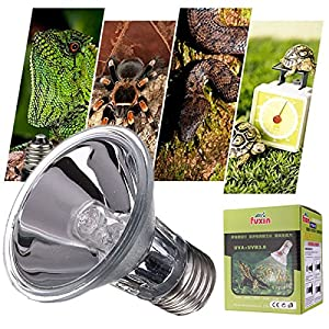 My Toots E27 Reptile Halogen Spotlights Warm Basking Full Spectrum UVA UVB Bulb