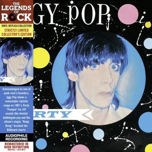 Party - Paper Sleeve - CD Deluxe Vinyl Replica