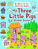 My Three Little Pigs Sticker Scenes (Bloomsbury Activity Books)