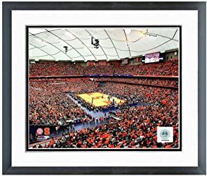 Carrier Dome Syracuse University Orangemen 2013 Photo 26.5 x 30.5 Framed by NCAA