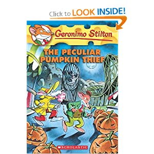 The Peculiar Pumpkin Thief (Geronimo Stilton, No. 42)