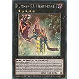 Yu-Gi-Oh! Numero 53: Cuore Terra - Edizione Limitata - Tedesco