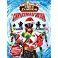 Power Rangers Super Samurai a Christmas Wish [DVD] [Region 1] [US Import] [NTSC]