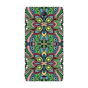 Garmor Designer Plastic Back Cover For OPPO Joy R1001