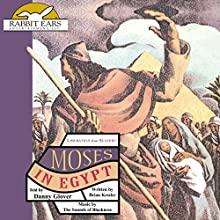 Moses in Egypt: Liberation from Slavery | Livre audio Auteur(s) : Brad Kessler Narrateur(s) : Danny Glover