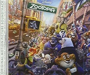 Soundtrack Zootopia Amazon Com Music
