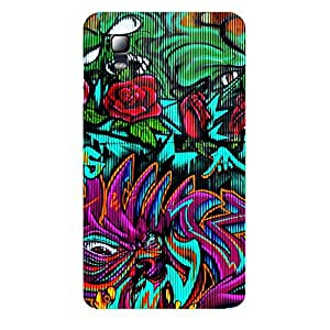 Zeerow 567H Mobile Back Cover for Micromax A102