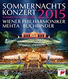 Sommernachtskonzert 2015 / Summer Night Concert 2015 [Blu-ray]