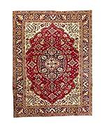 QURAMA Alfombra Persian Tabriz Rojo/Multicolor 300 x 198 cm