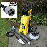 Wolf Professional Power Blaster Power Washer with Heavy Duty Longer Life Induction Motor