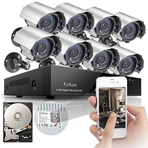 Image Gallery Outdoor Home Surveillance Cameras
